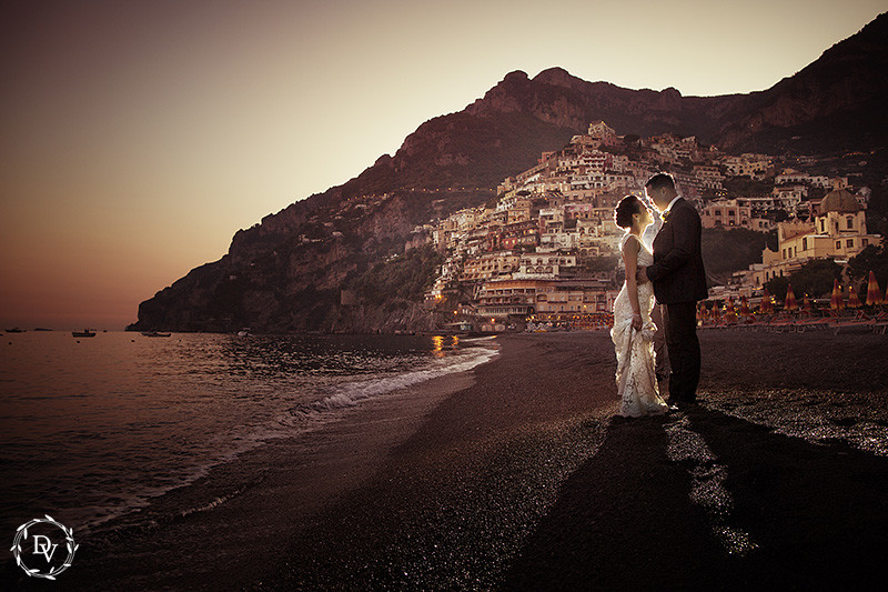 KAREN+MICHAEL Wedding in Positano