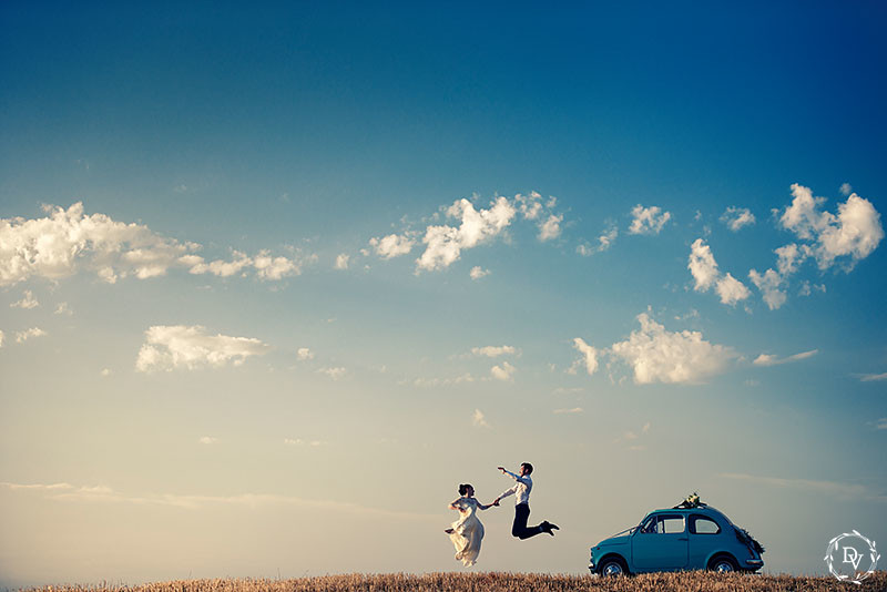 THE LAZY OLIVE wedding in tuscany