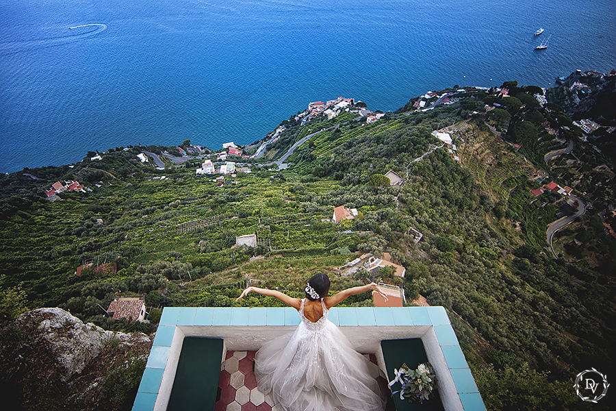 045 wedding ravello villa cimbrone