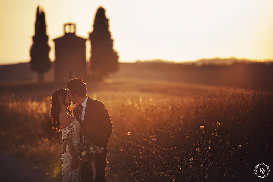 120 wedding in pienza tuscany