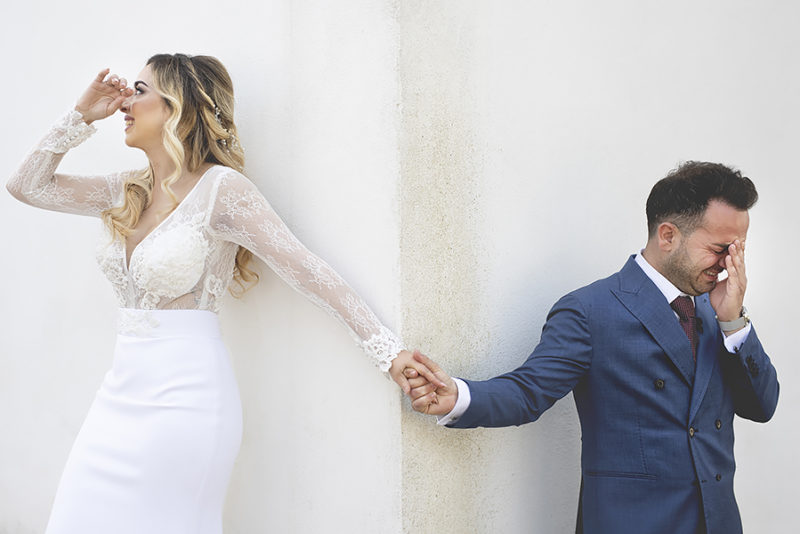 EXCITING WEDDING IN NAPLES