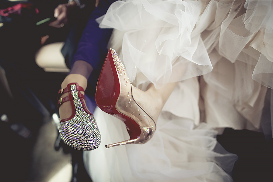 046 WEDDING SHOES
