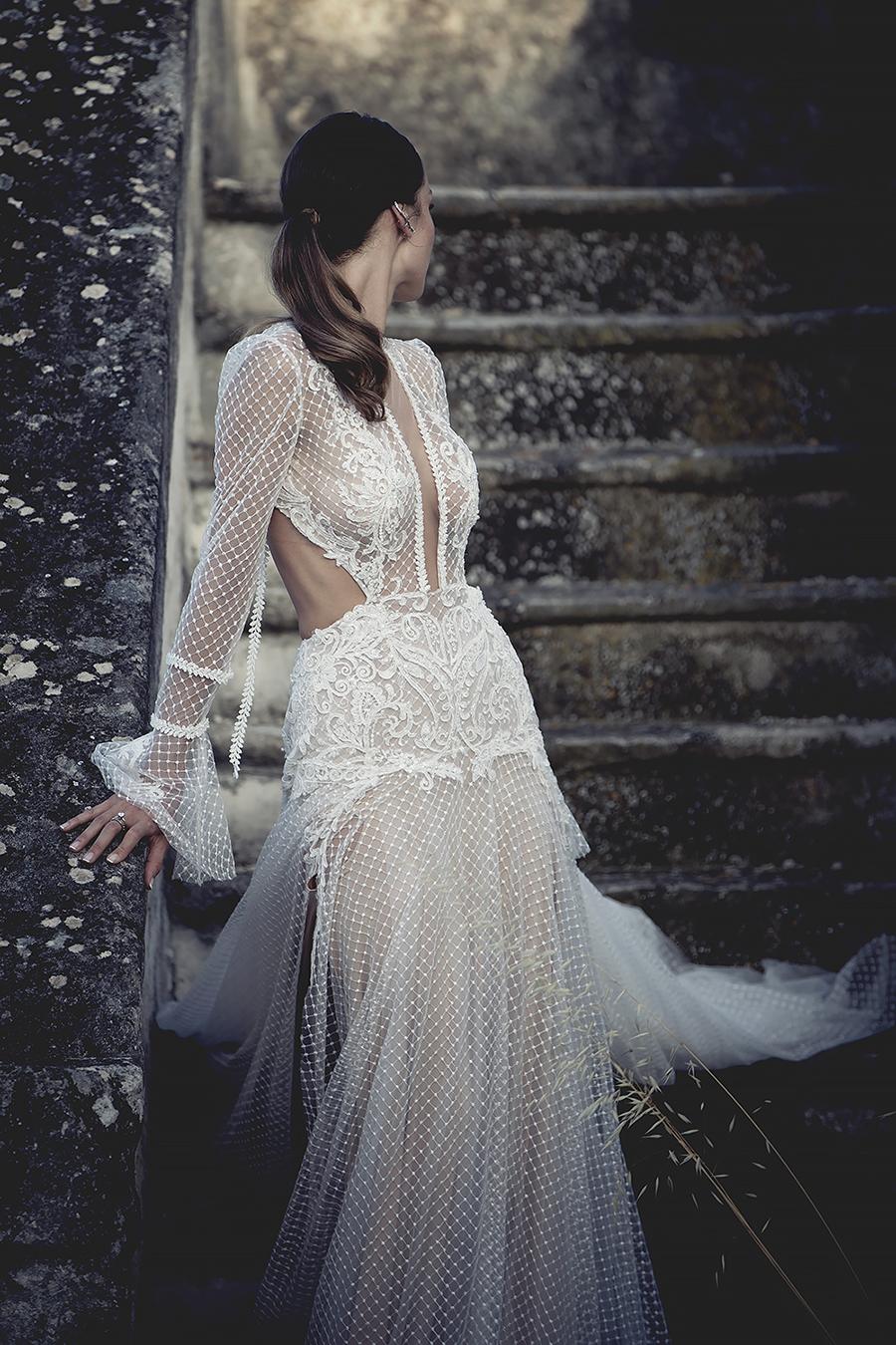 114 fashon wedding dress