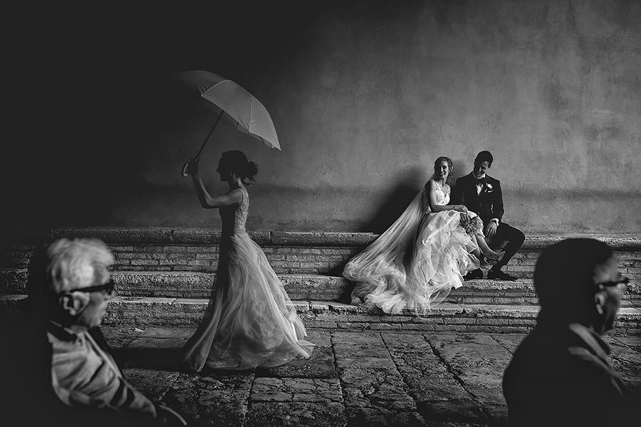 006 wedding in tuscany san giminiano