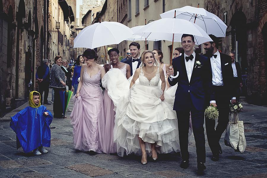 011 wedding san giminiano