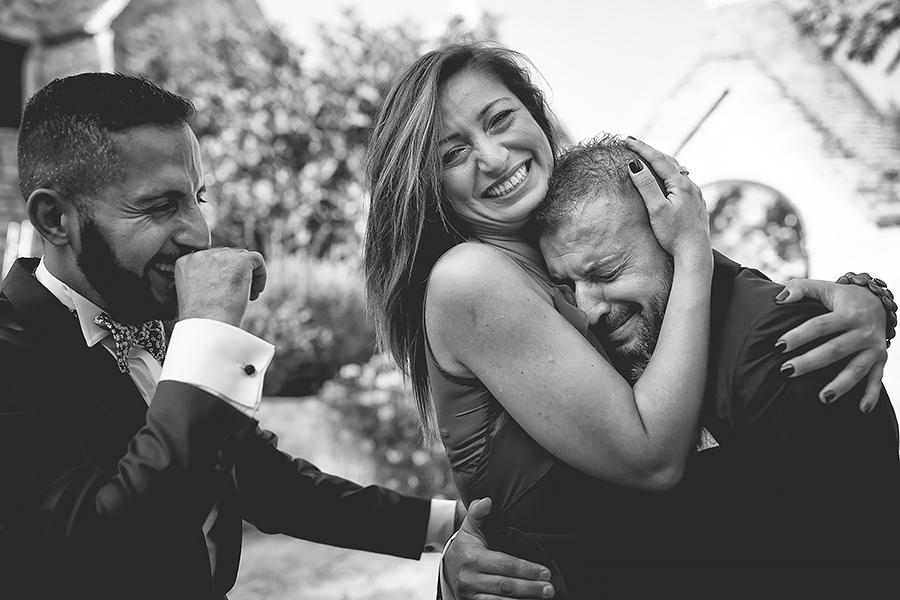 020 wedding emotion