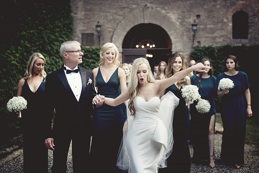 124 wedding castello di san fabiano siena