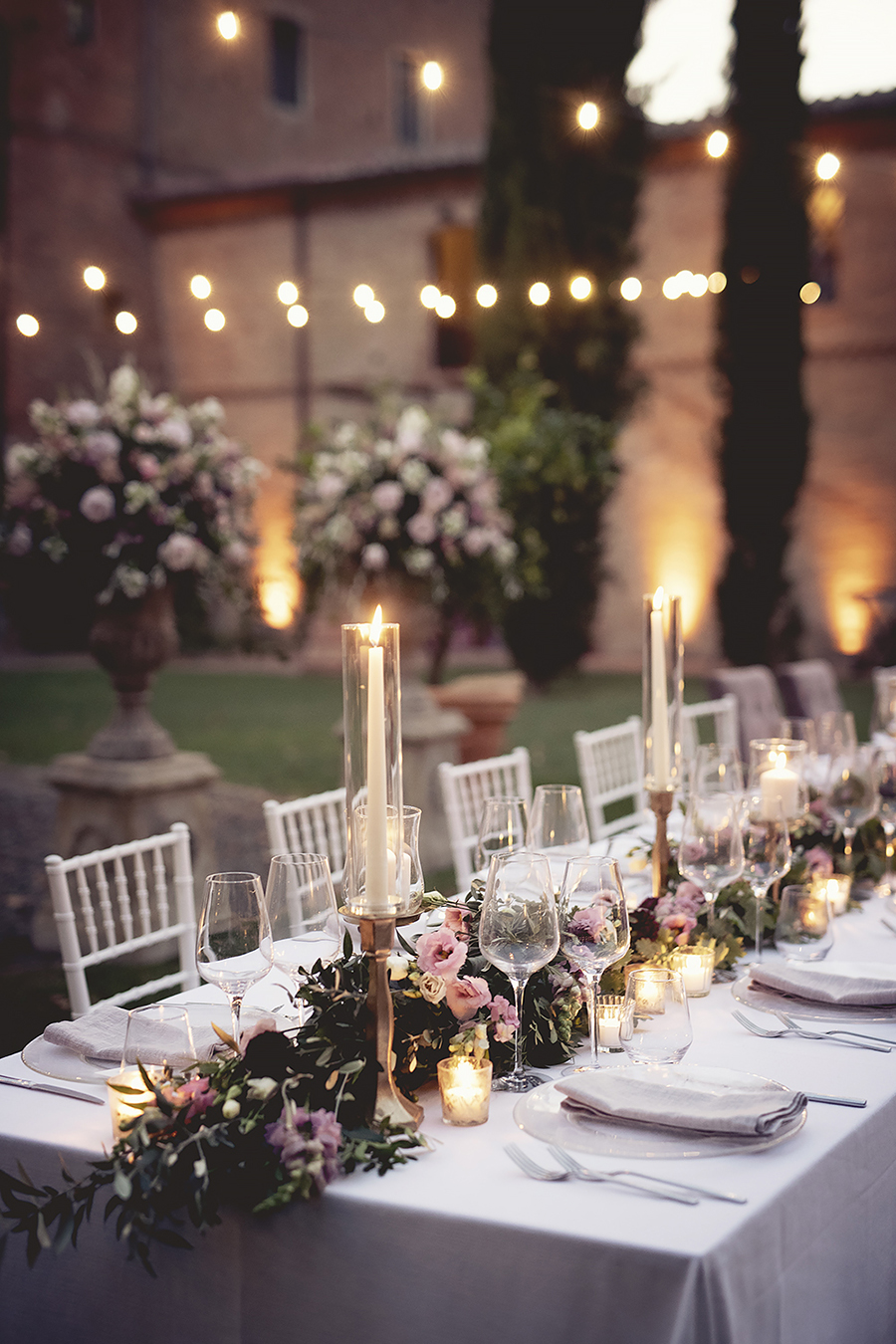 124 wedding dinner