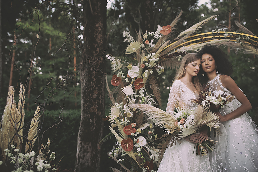 087 SIMONE BERTINI ISPIRATION FLORAL DESIGN WEDDING