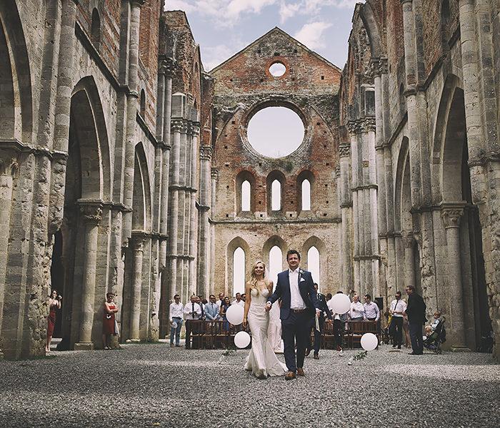 Dream Wedding in tuscany