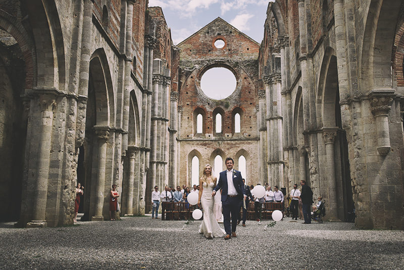 Dream Wedding in tuscany