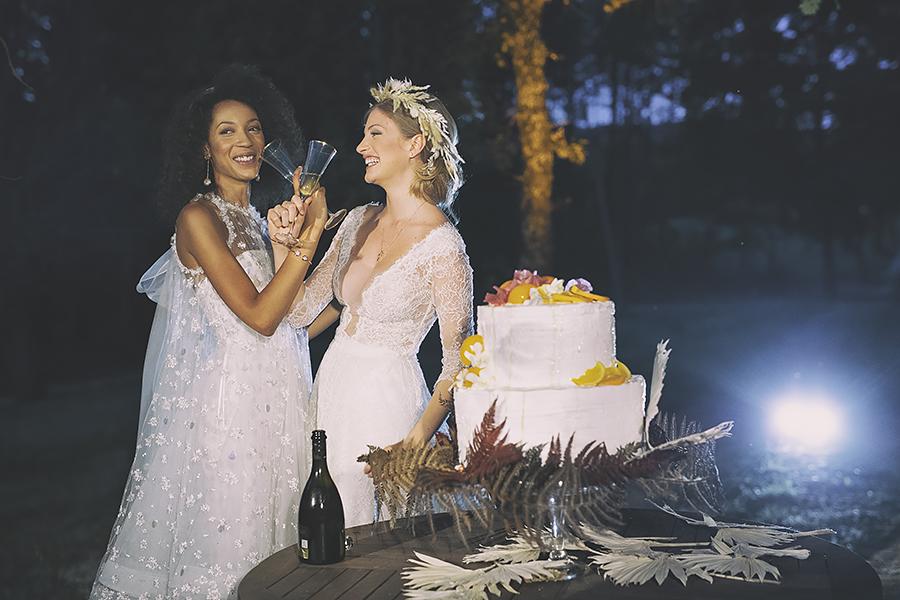 127 wedding cake