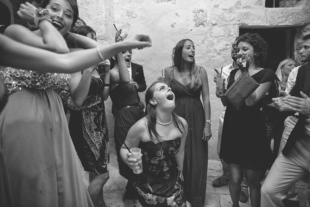 138 CRAZY WEDDING PARTY